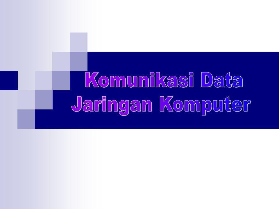 Contoh sebuah LAN Gambar : Local Area Network