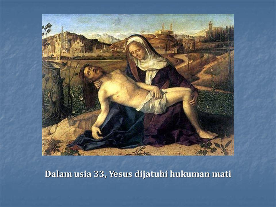 FAKTA (ILMIAH) WAFAT YESUS