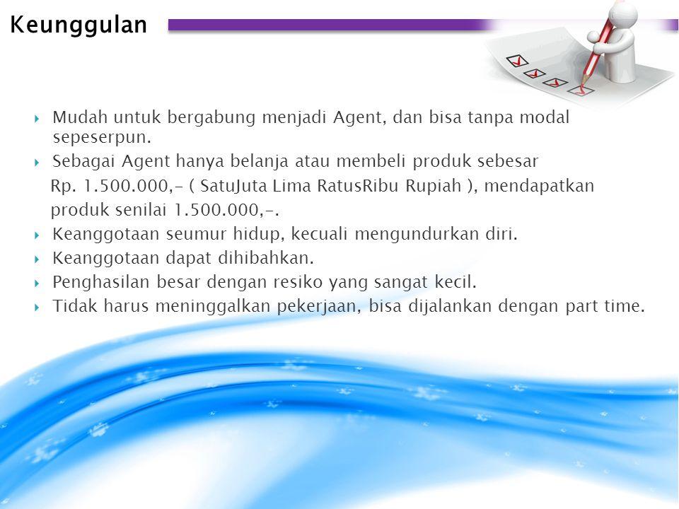 CARA BERGABUNG : - Mendapatkan 4 Botol Xamthon Brillian - Mendapatkan 10 Botol Beauty Water Fresh - Mendapatkan ID Card dan Hak Usaha Marketing Plan