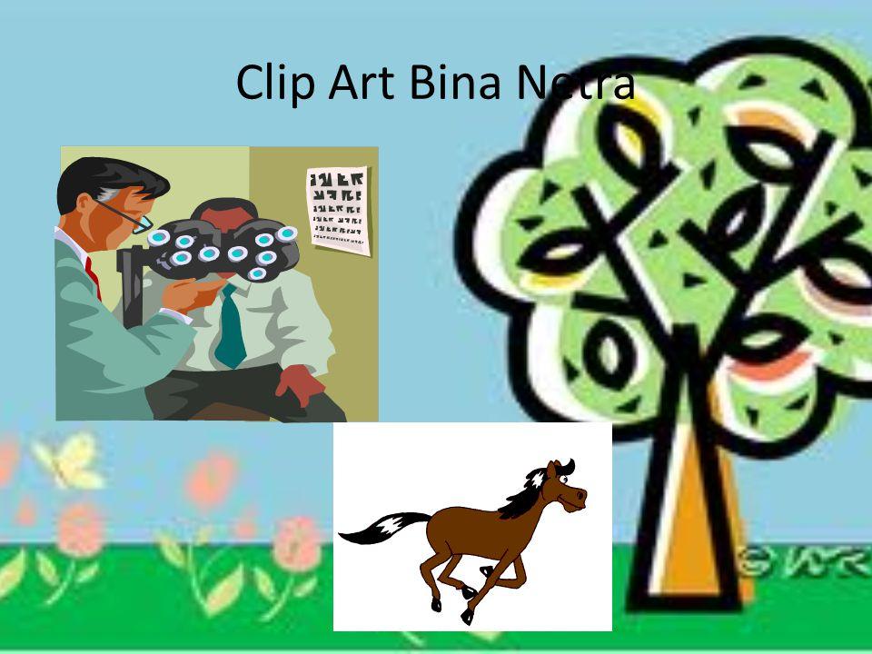 Clip Art Bina Netra