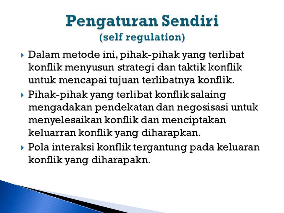 b) Mogok merupakan pemaksaan kehendak para bawahan kepada pimpinan (atasan) agar memenuhi tuntutannya.