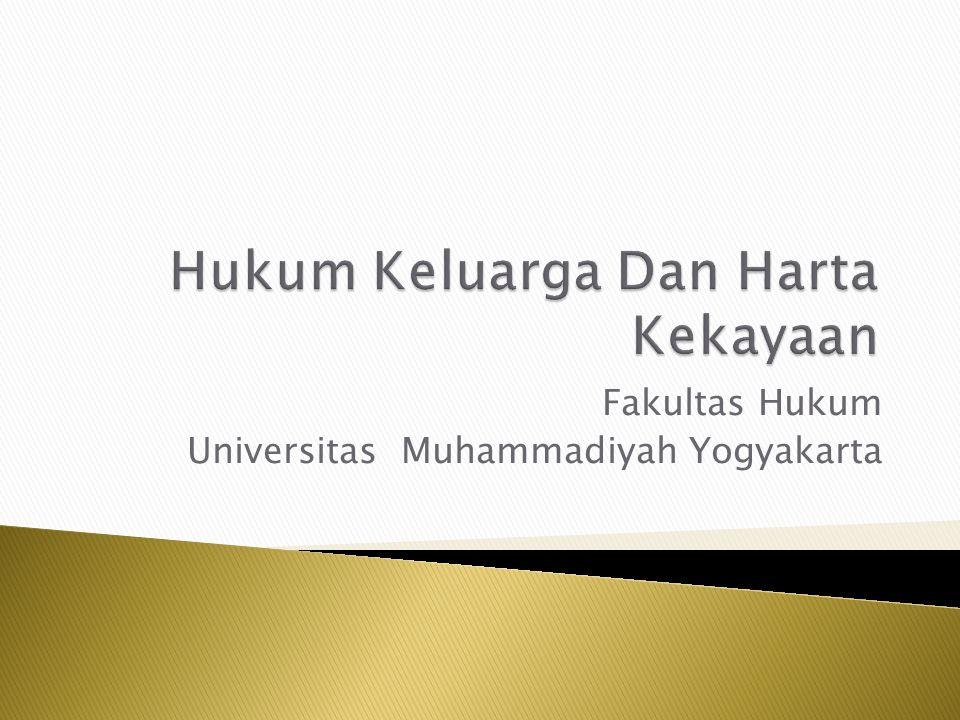 Fakultas Hukum Universitas Muhammadiyah Yogyakarta