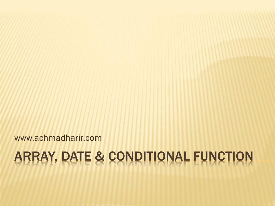 www.achmadharir.com