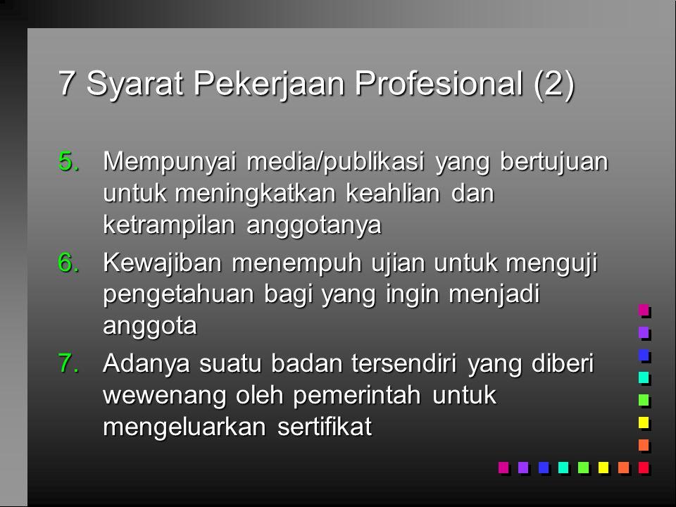 Fungsi Standar •Ukuran mutu •Pedoman kerja •Batas tanggung jawab •Alat pemberi perintah •Alat pengawasan •Kemudahan bagi umum