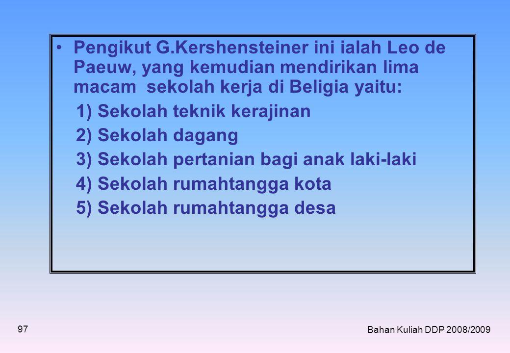 •Setelah kemerdekaan Asas-asas Ruang Pendidik an INS ini dikembangkan menajdi Dasar-Dasar Pendidikan RI, yang dikem- bangkan dengan meng integrasikan asas-asas Ruang Pendidik INS, Sila-sila dari Pancasila, dan hasil analisis alam dan masyarakat Indonesia, serta pengalam an sebagai guru sekolah Kartini di Jakarta (1914-1922) dan sebagai Pimpinan INS, M.