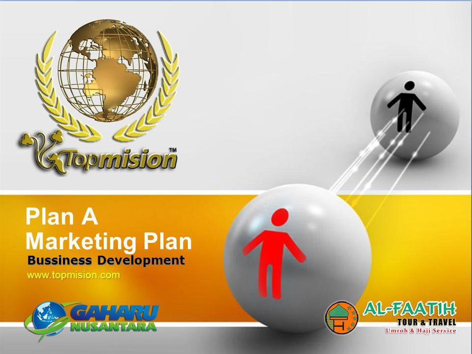 Copyright © Wondershare Software Marketing Plan Bussiness Development www.topmision.com Plan A