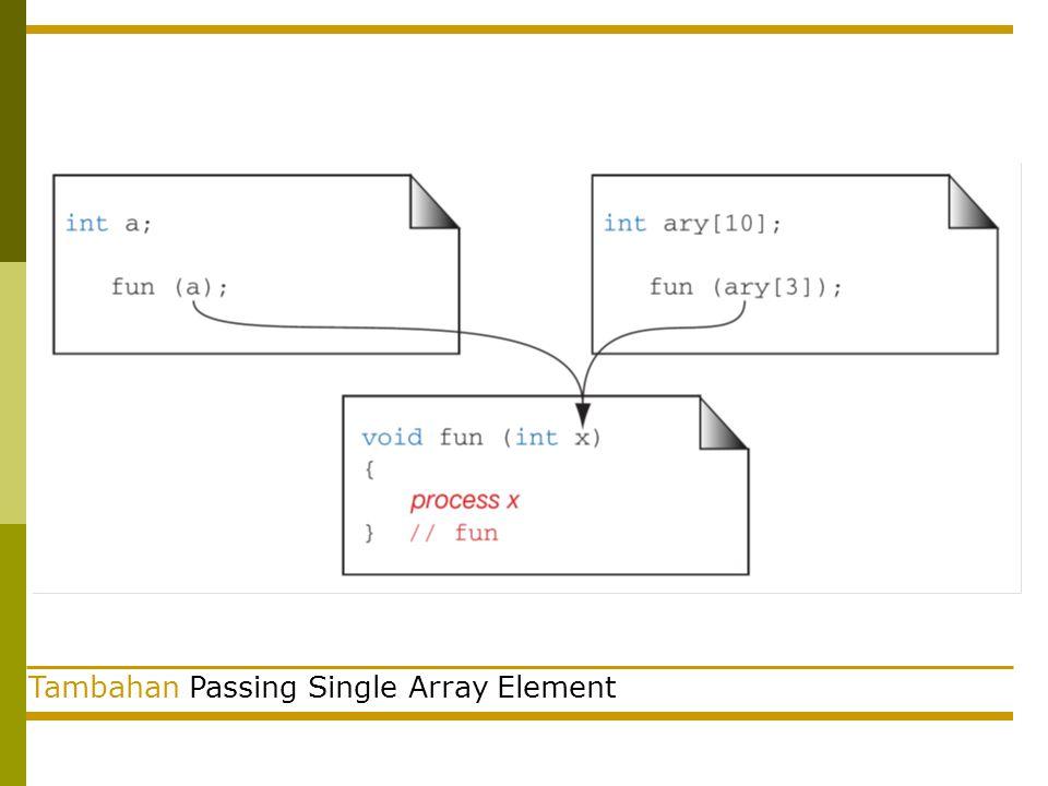 Input Matriks Bagaimana kalau dibuat fungsi.