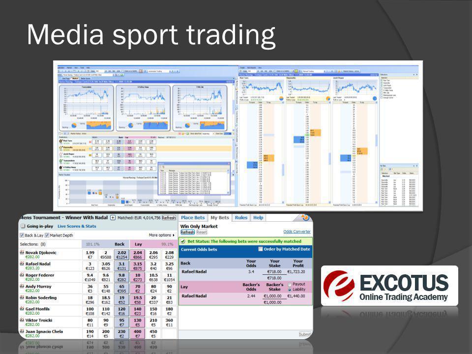 Media sport trading