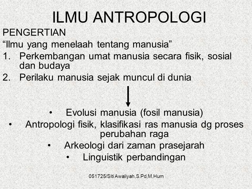 051725/Siti Awaliyah,S.Pd,M.Hum •Pertengahan abad 19 di Inggris dan Amerika didirikan lembaga-lembaga ilmiah yang mengembangkan implikasi metode ilmia