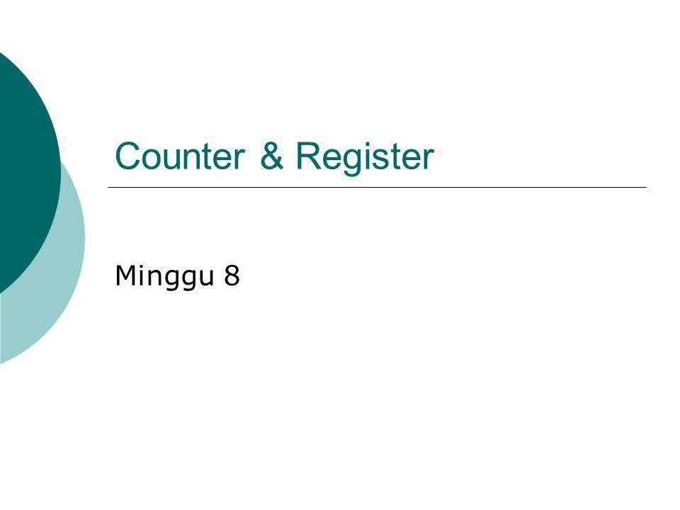 Counter a.
