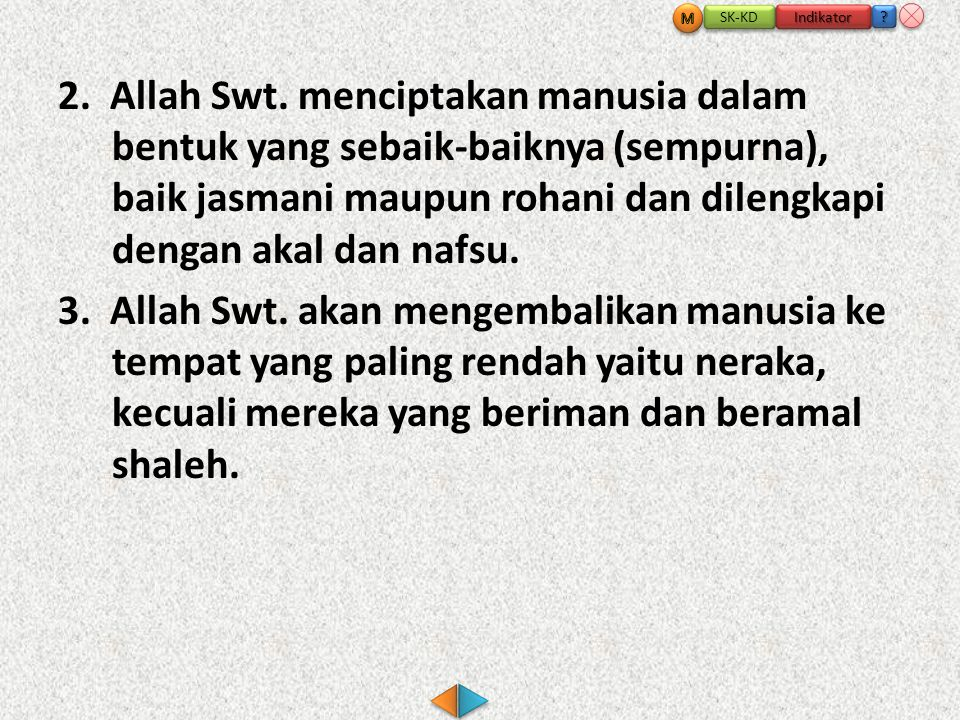 2.Allah Swt.