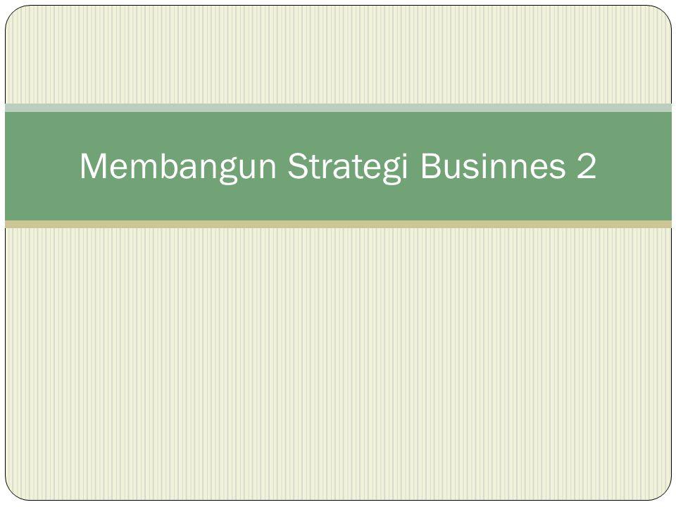 Membangun Strategi Businnes 2