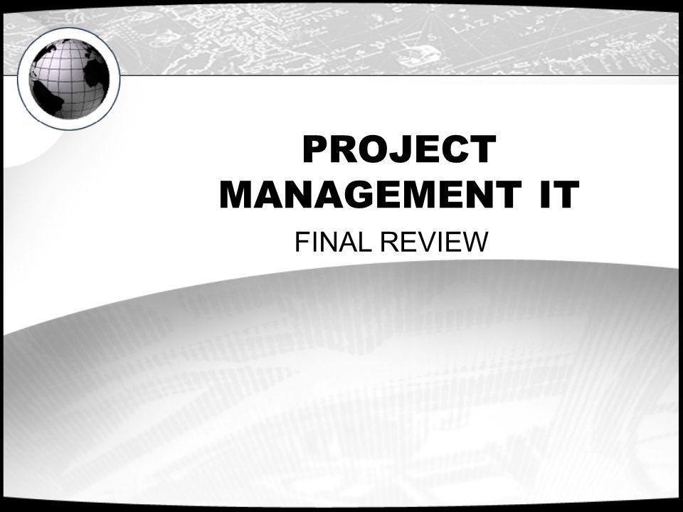 12 Class Project •Pertanyaan sekitar proyek anda.