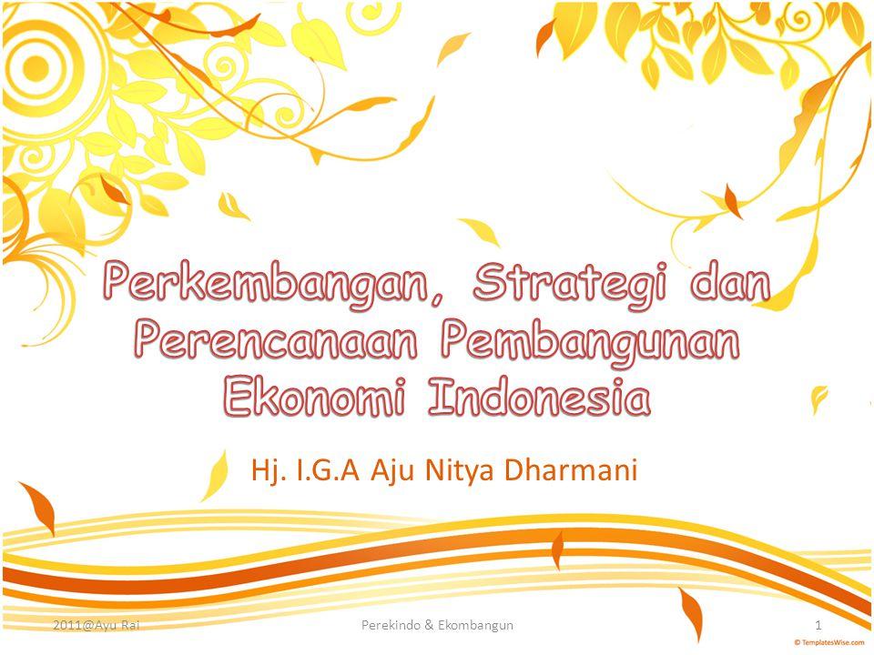 Hj. I.G.A Aju Nitya Dharmani 2011@Ayu RaiPerekindo & Ekombangun1