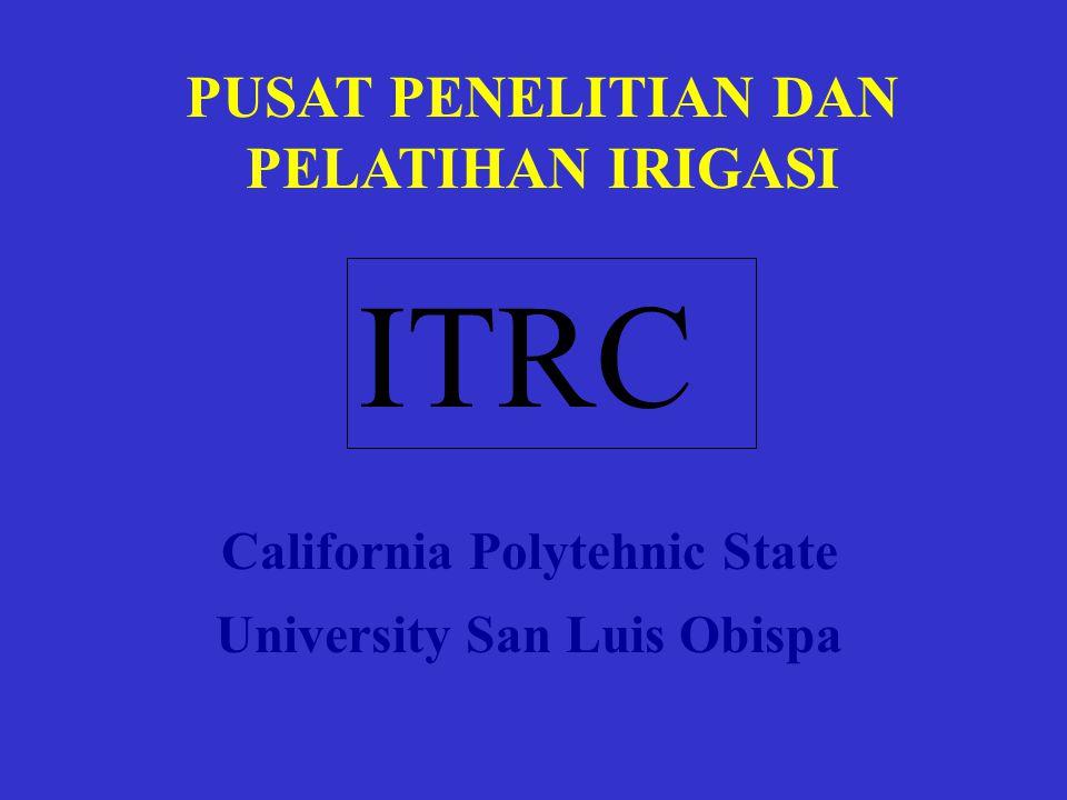 Pintu katup ITRC di Chowchilla WD, California.