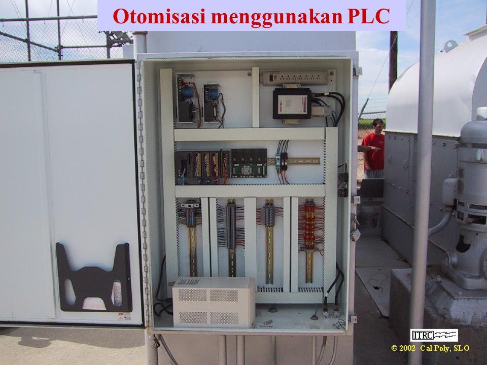 Otomisasi menggunakan PLC