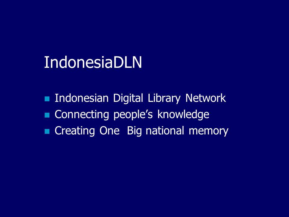 Upaya Riil  Berbagi ilmu dalam komunitas bangsa Indonesia.