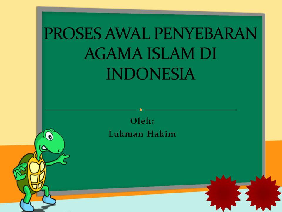 Oleh: Lukman Hakim
