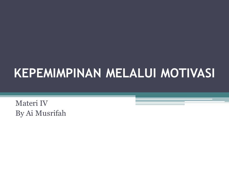 Pendahuluan •Pengertian kepemimpinan adalah: The process of inspiring others to work hard to accomplish important task (Schermerhorn, 1996).