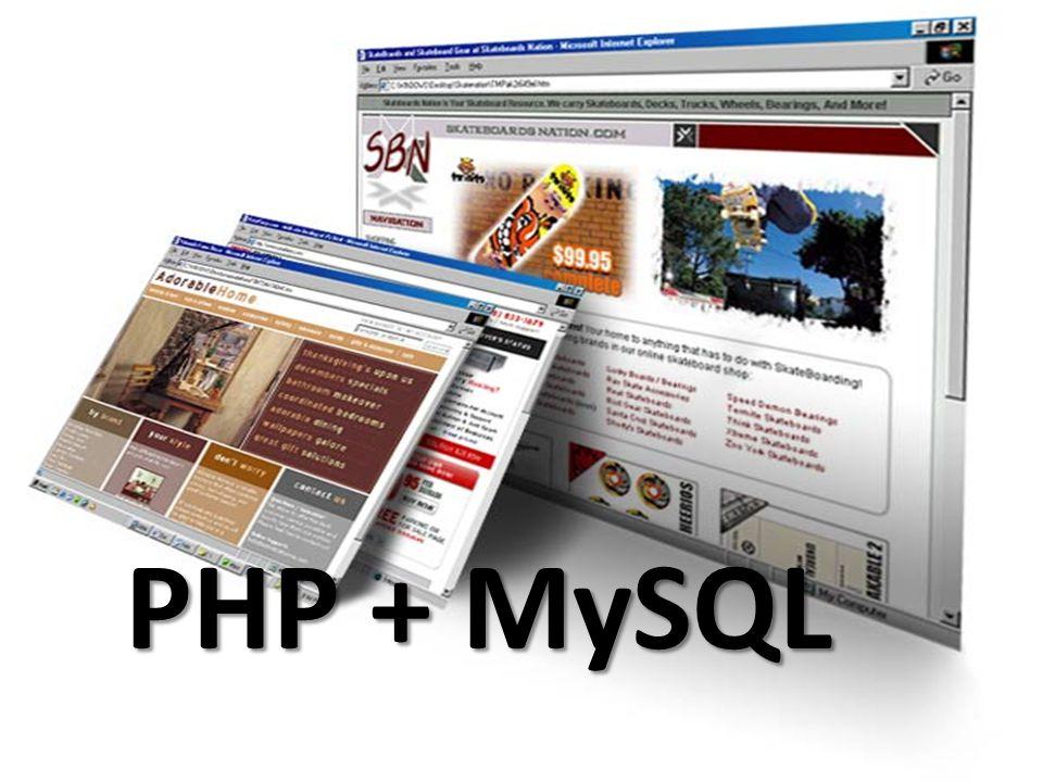 tampil.php <?php mysql_connect( localhost , root , ); mysql_select_db( databaseku ); $ambildata = mysql_query( SELECT * FROM datakaryawan ); while($data = mysql_fetch_array($ambildata)) { echo .$data[ nama ]. | ; echo delete ; } ?>