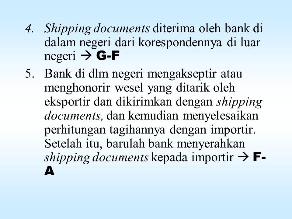 2. Penjelasan Gambar Prosedur Impor •Prosedur impor yg sering dipakai adalah dg pembukaan Letter of Credit ( L / C ). Prosedur impor spt gambar tsb da