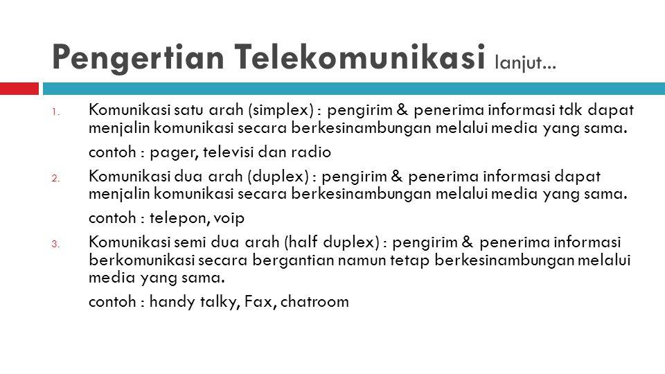 4 Tren Dalam Telekomunikasi Bisnis