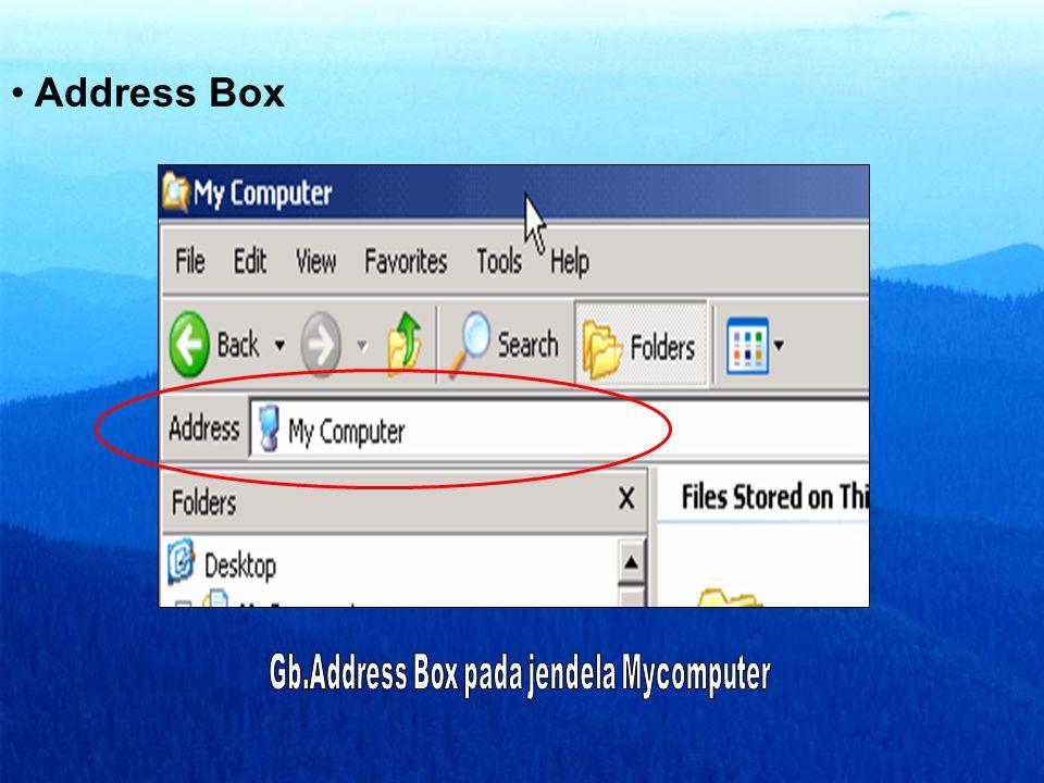 • Address Box