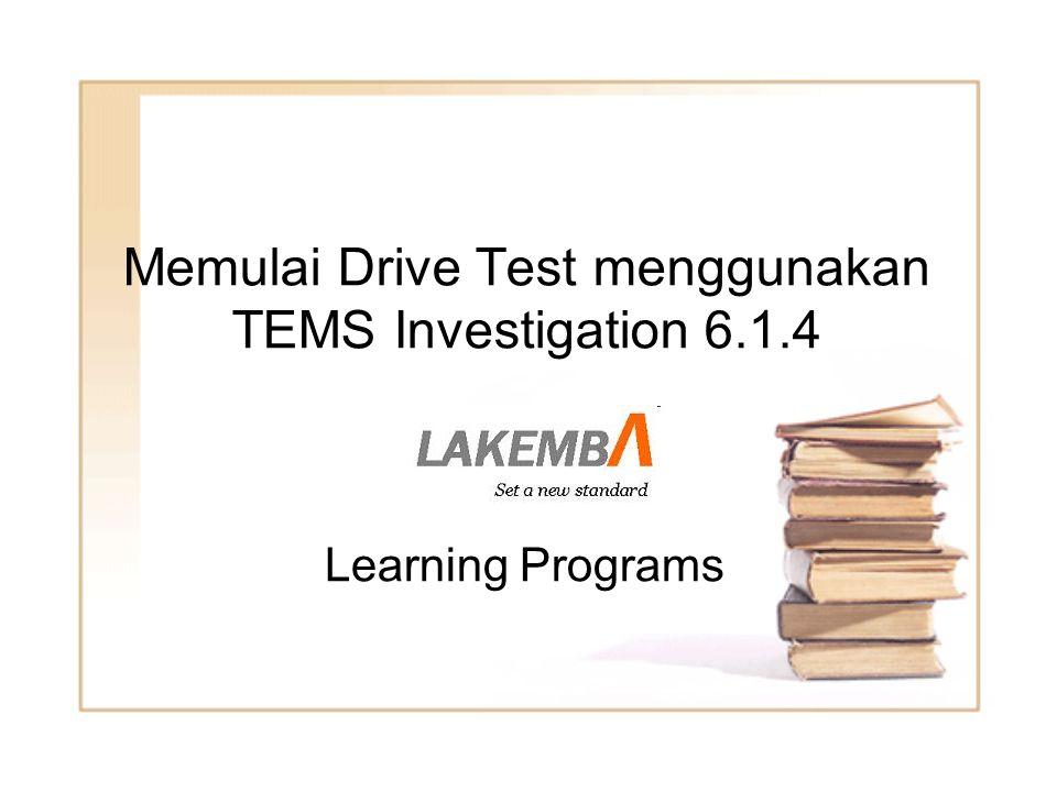 Go Drive Test !!.