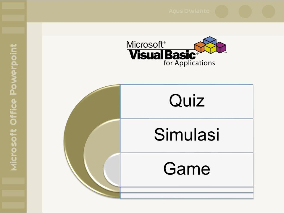 Quiz Simulasi Game