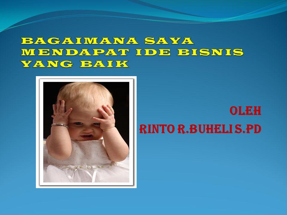 OLEH RINTO R.BUHELI S.Pd