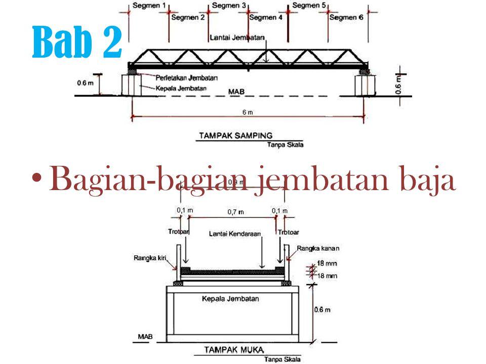 Bab 2 • Bagian-bagian jembatan baja
