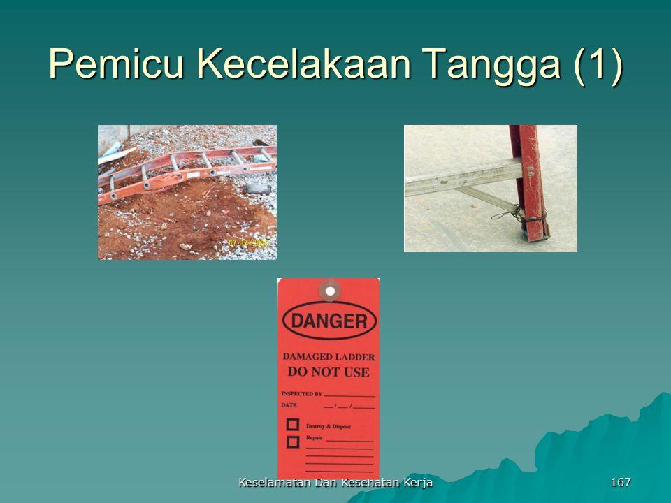 Keselamatan Dan Kesehatan Kerja 167 Pemicu Kecelakaan Tangga (1)