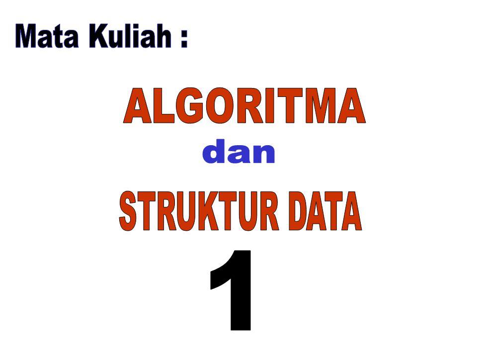 #include main() { int A, B, T; A = 5; B = 2; T = A + B; printf( %i , T); } Program diatas dapat juga ditulis sbb: Satu baris statement dapat terdiri dari lebih dari satu instruksi #include main() { int A, B, T; A = 5; B = 2; T = A + B; printf( %i , T); } Atau sebagai berikut : #include main() { int A, B, T; A = 5; B = 2; T = A + B; printf( %i , T); } #include main() { int A = 5, B = 2, T; T = A + B; printf( %i , T); } 17