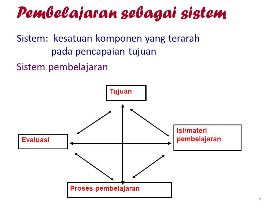 Diferensiasi Materi (Davis dan Rimm) Materi diadakan penyesuaian dg kebutuhan belajar siswa dengan mempertimbangkan: 1.