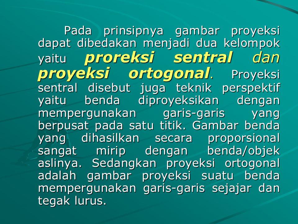 Gb. Stereometri Sebuah Bidang z P2 D2 C2 P3 C3D3 D C A2 B2 x o A B B3A3 D1A1 C1B1 P1 y