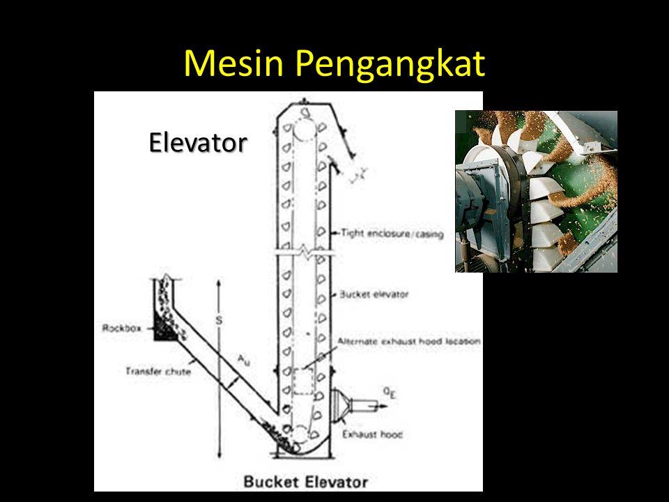 Mesin Pengangkat Elevator
