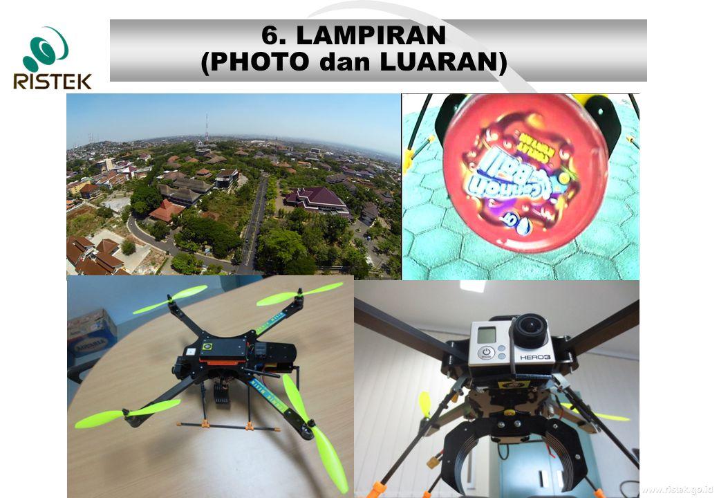 www.ristek.go.id 6. LAMPIRAN (PHOTO dan LUARAN)