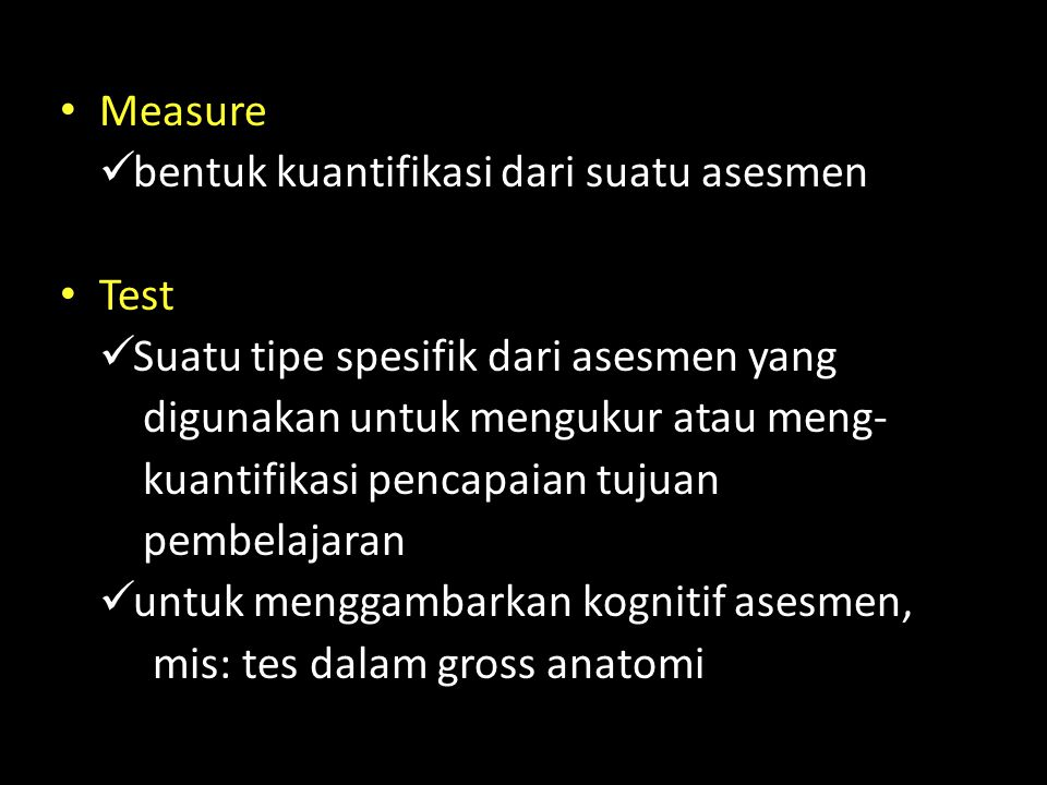 Three Modalities of Assesment 1.Read what learners write (written assess) 2.