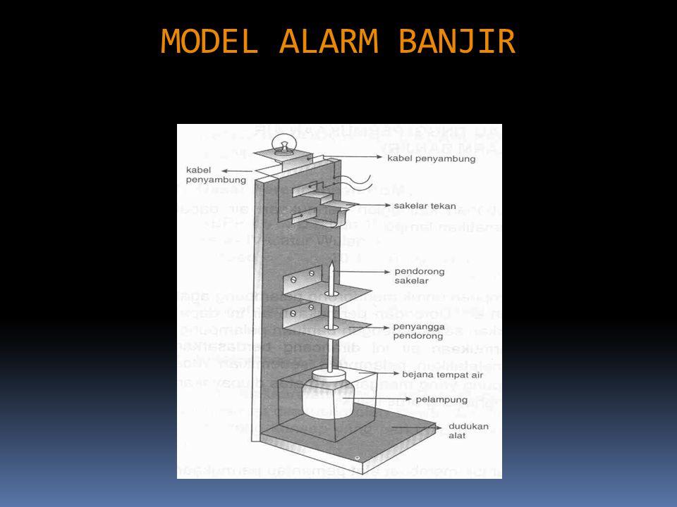 MODEL ALARM BANJIR