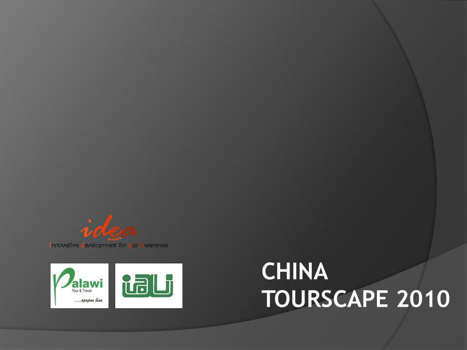 CHINA TOURSCAPE 2010