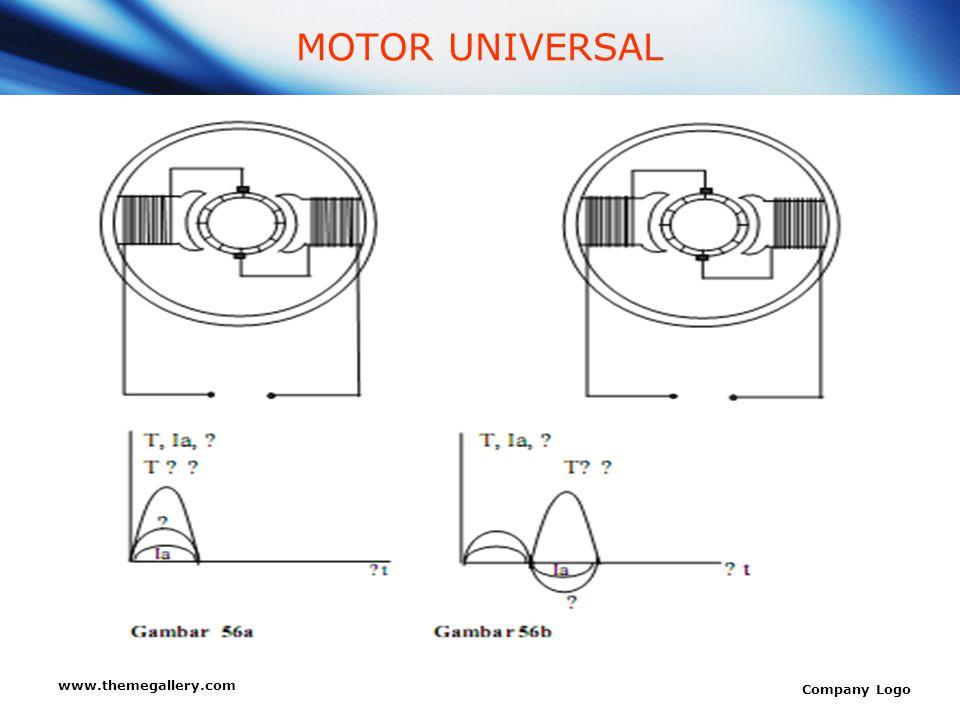 www.themegallery.com Company Logo MOTOR UNIVERSAL