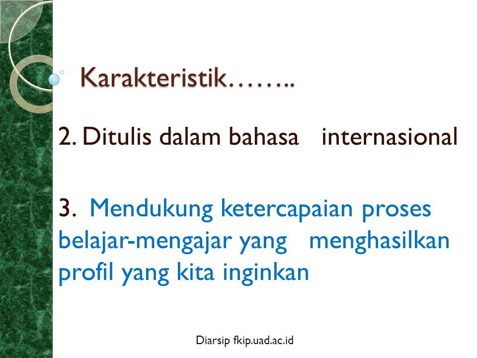 Diarsip fkip.uad.ac.id Pengembangan bahan ajar : Four-D 1.