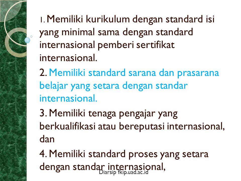 Diarsip fkip.uad.ac.id Model sertifikasi internasional 1.