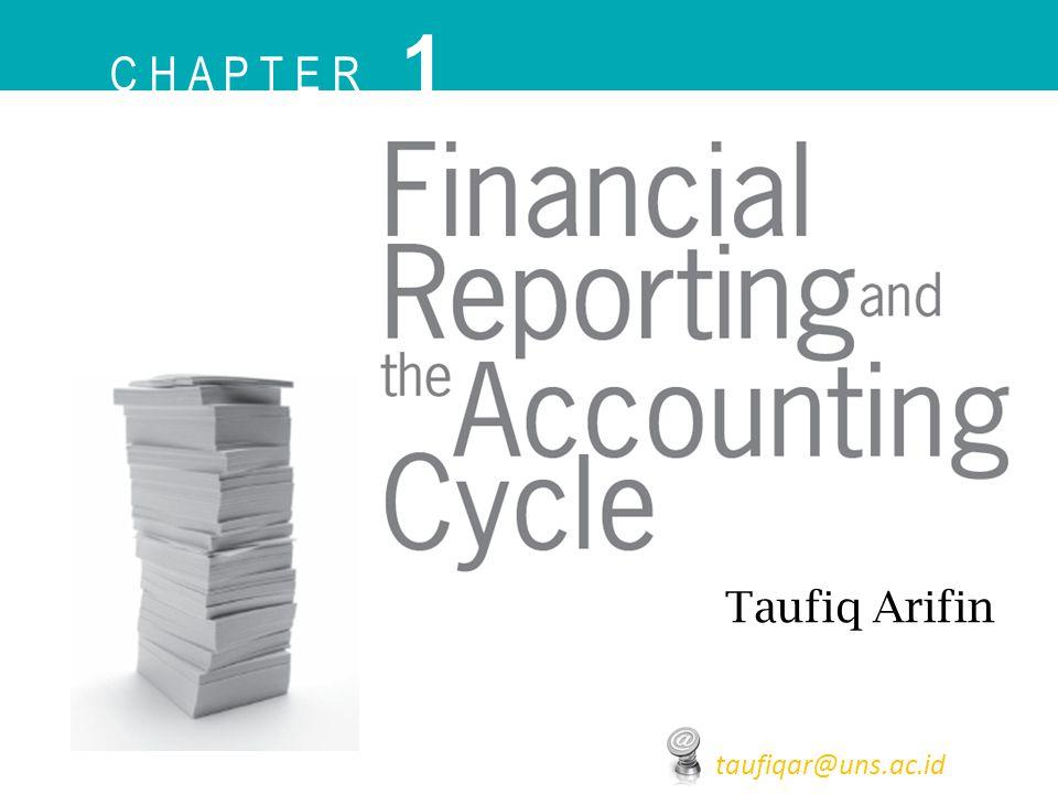Pengertian Akuntansi • Secara umum Akuntansi adalah sistem informasi yang memberikan laporan kepada pihak-pihak yang berkepentingan mengenai kegiatan ekonomi dan kondisi perusahaan • Sebagai proses Proses pencatatan, penggolongan, peringkasan transaksi keuangan dan penginterpretasian hasil proses tersebut.