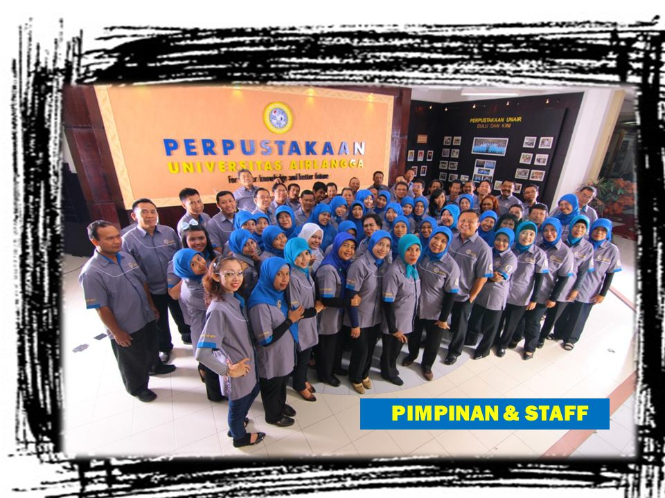 PERPUSTAKAAN KAMPUS C Jl. Mulyorejo Surabaya 031 - 5997615
