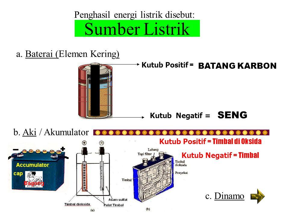 Rangkaian lampu listrik di rumah- rumah disusun secara paralel sebab: 1.Jika satu lampu dimatikan lampu2 yang lain belum tentu ikut mati 2.Lampu pada rangkaian paralel mempunyai nyala yang lebih terang daripada rangkaian seri A B C D Jika lampu A dimatikan
