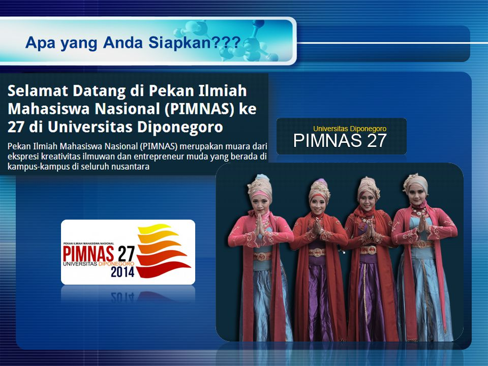 Pahami Bobot Penilaian 40 % 35 % 15 % KREATIVITAS POTENSI PROGRAM METODE Jadwal & Pelengkap 10 % UFO IPT.