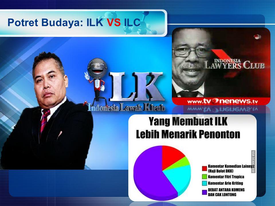 Potret Budaya: ILK VS ILC