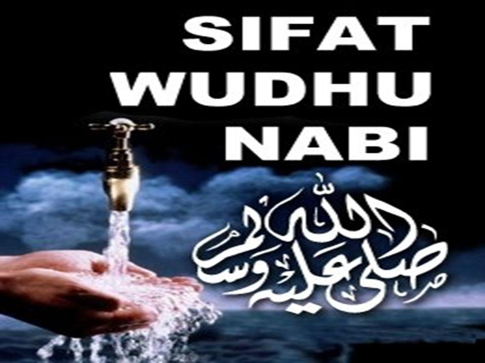 Fadhilah wudhu  Setengah ke-imanan (HR. Muslim dkk)  penghapus dosa kecil (HR. Muslim dkk)  Mengangkat derajat (HR. Muslim dkk)  Jalan menuju syur