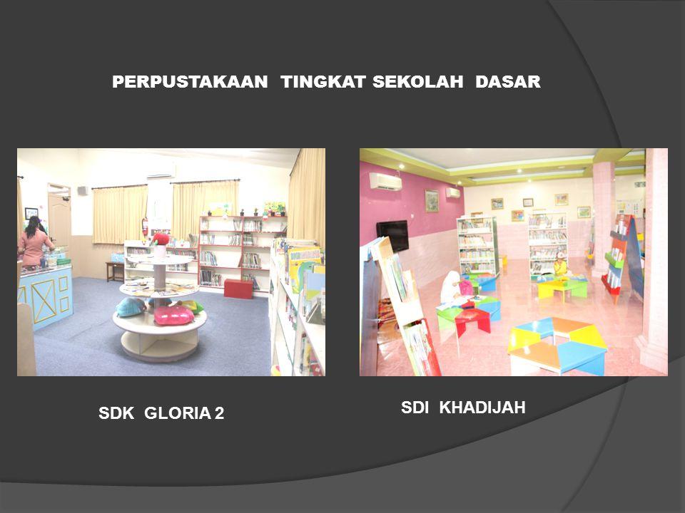 8.Pengembangan Taman Bacaan/Sudut Baca Kecamatan (7 LOKASI) 46 Perpustakaan Kec.